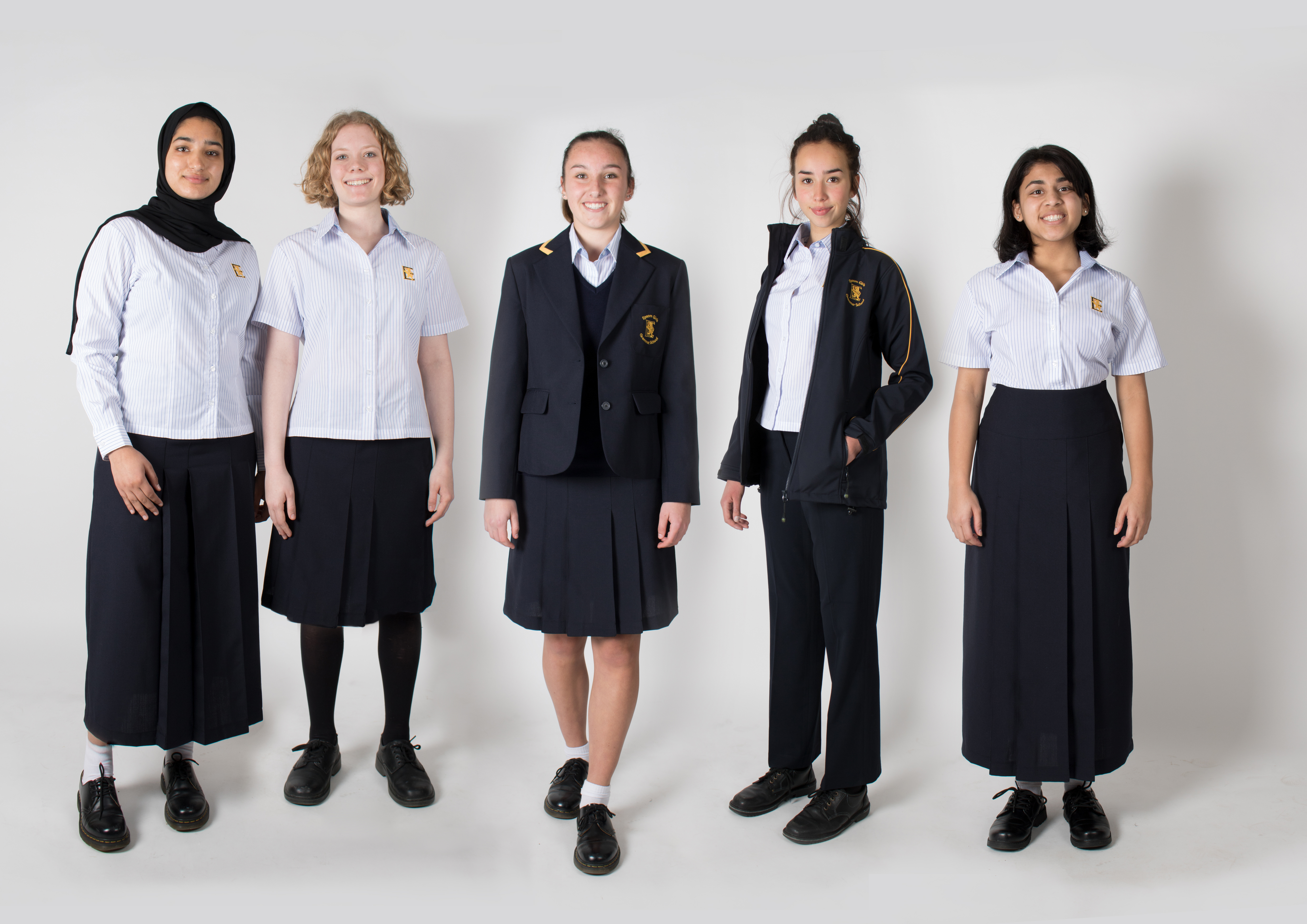Years 12 to 13 Uniform