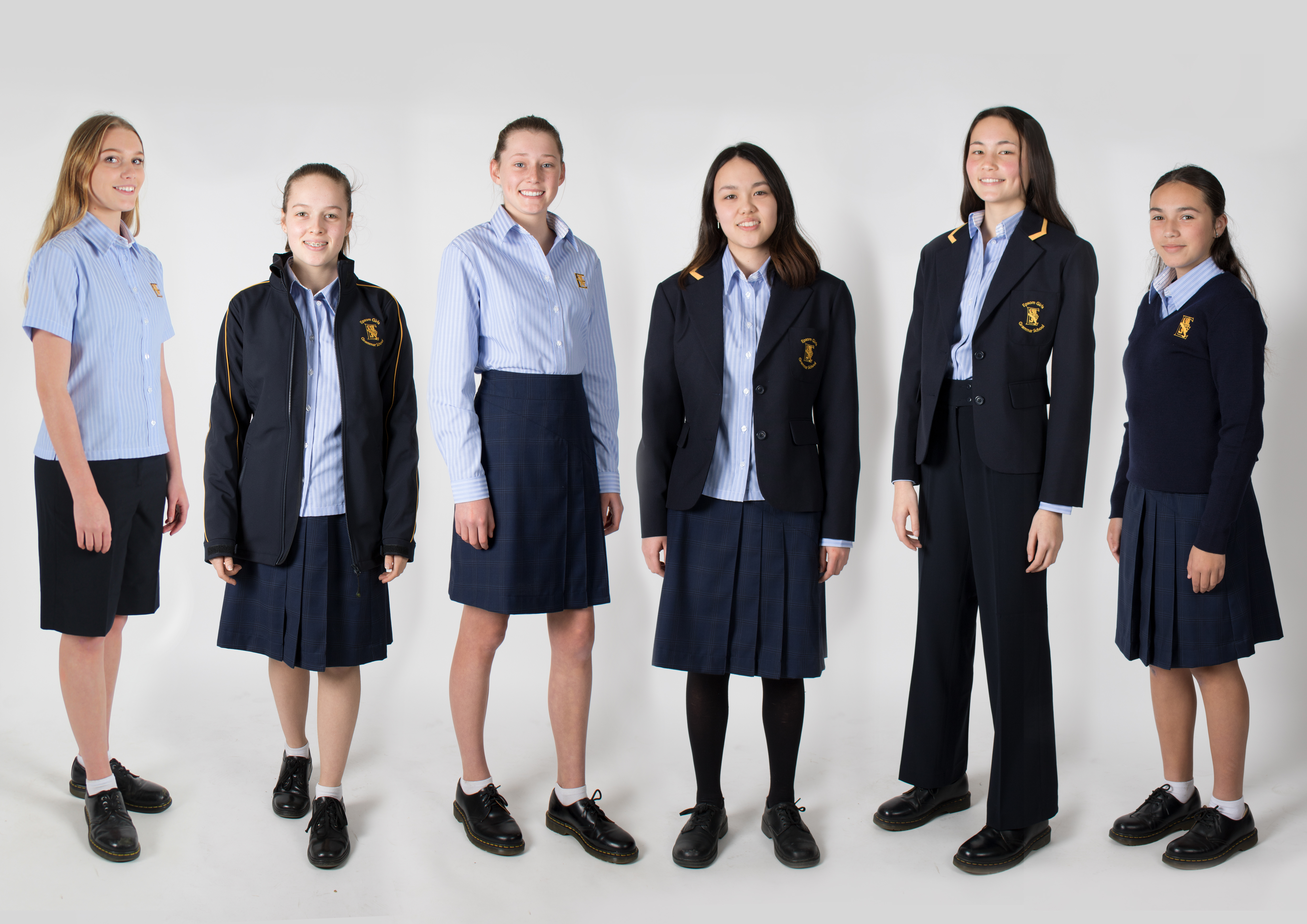 Years 9 to 11 Uniform