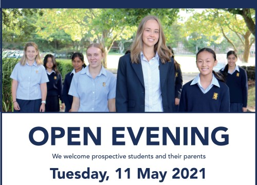 Open Evening for website