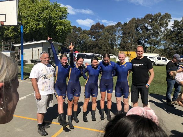 Cycling Champs 2018